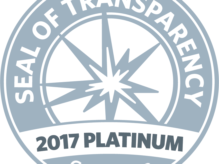 Blockchain Technology Research Innovations Corporation earned GuideStar Platinum Seal of Transparency